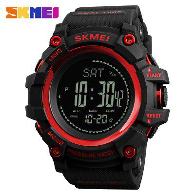 Mens Sport Watch Fashion Digital Altimeter Barometer Compass Temperature Weather Electronic Luxury Men Watches