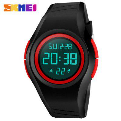 SKMEI Mens LED Digital Sports Watches Fashion Outdoor Military Watch Cute Jelly Student Wristwatches Relogio Masculino 1269 2020 new skmei brand men led digital military watch 50m dive swim dress sports watches fashion outdoor wristwatches