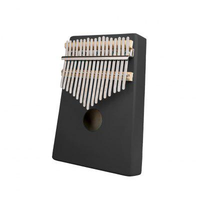 NAOMI 17 Keys Kalimba Finger Thumb Piano Musical Instrument