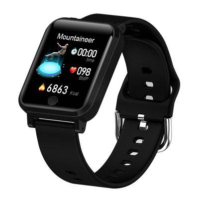 Smart Bracelet Body Temperature Detection Heart Rate Blood Pressure Measurement High Alarm