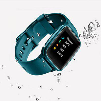 Smart Bracelet Pedometer Heart Rate Blood Pressure Health Monitoring Information Push Sports Tracking Bluetooth Watch