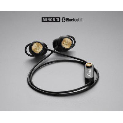 Marshall Minor Bluetooth Headsets For Rock Music