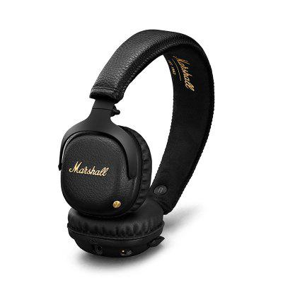 Marshall Mid Anc Bluetooth Headsets For Rock Music