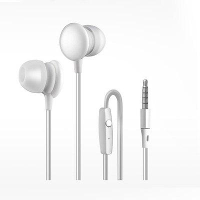 Фото - Universal Earphone 3.5mm In-Ear Bass Stereo Earbuds Headset Wired For Cell Phone Bluetooth Stereo Earbuds Music Earphone dekko dk 8809 sports mini auto scan fm radio w stereo earphone silver blue black