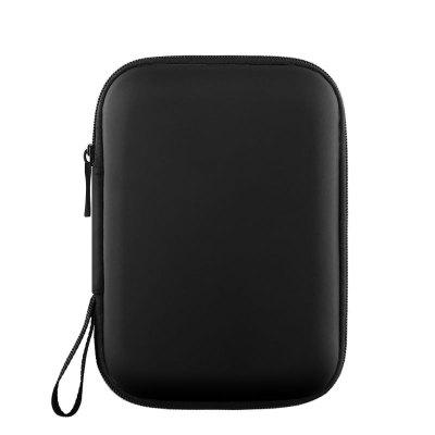 Earphones USB Cable Storage Bag Headphone Case Container Earbuds Change Bags Travel Waterproof Package Zipper