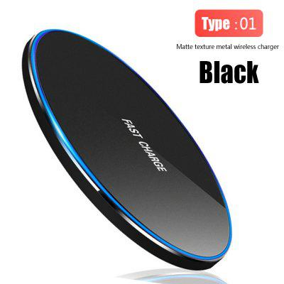 20W Fast Wireless Charger For Samsung Galaxy S10 S9/S9+ S8 Note 9 USB Qi Charging Pad for iPhone 11 Pro XS Max XR X 8 Plus