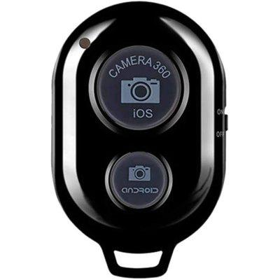 Camera Shutter Remote Control with Bluetooth Wireless Create Amazing Photos and Videos Hands-Free for Most Smartphones Tablets / iOS Android