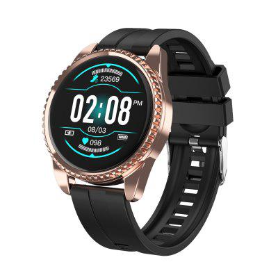 BT01 Smart Watch Body Temperature IP68 Waterproof Heart Rate Blood Pressure Fitness Tracker Smartwatch For IOS Android xiaomi