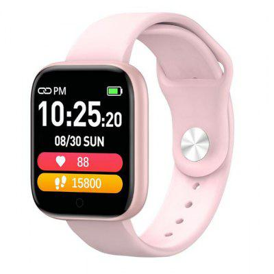T85 Fashion Waterproof Smart Watch Bluetooth Smartwatch For Apple IPhone Xiaomi Heart Rate Monitor Fitness Tracker