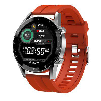 DT92 Smart Watch Men Bluetooth Call 1.72 Inch Touch Screen Retina Display Scree Wireless Charging Smartwatch