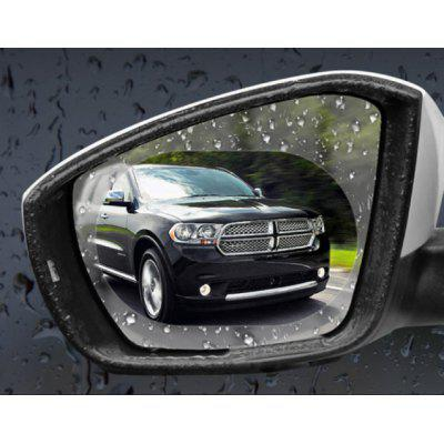 Waterproof Film Rearview Mirror 3pairs