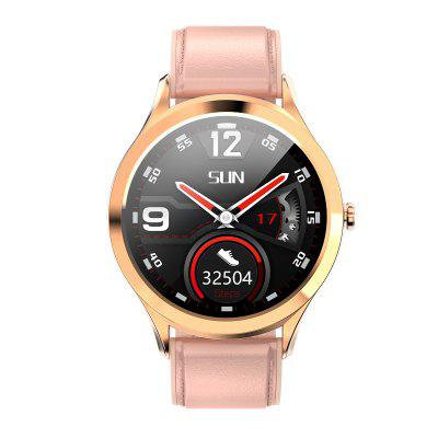MK10 Smart Watch 1.3 inch Round IPS Screen Bluetooth Multiple Sports Modes Smartwatch Colorful Dials