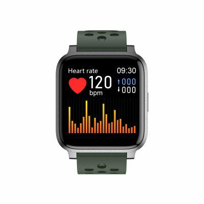 X3C Smart Watch  Multifunction Health Sports Heart Rate Blood Pressure Pedometer Bracelet Waterproof IP67 - Black China