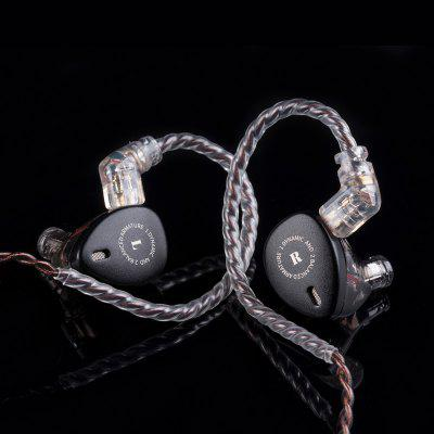 Фото - HIFI Metal Earphone High-quality Sound TikTok Same Style-China doershow high quality italian shoe and bag to match women shoes african party shoes and bag set green with rhinestone kh1 9