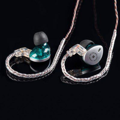 HIFI Metal Earphone High-quality Sound TikTok Same Style-China