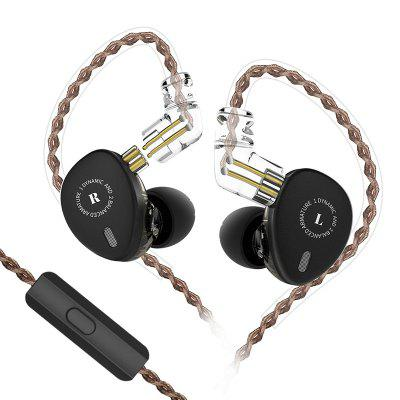 KBEAR KB06 HIFI Metal Earphone High-Quality Sound TikTok Same Style-China
