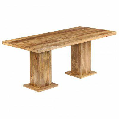 Massive Dining Table  Solid Mango Wood 178x90x77 cm
