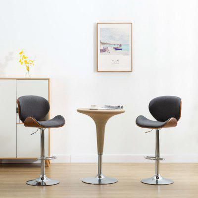 Bar Chair Mulicolor Faux Leather