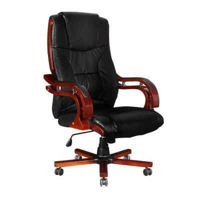 Leather executive chair high back