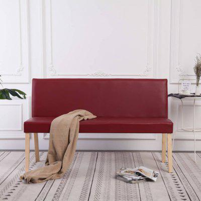 Sofa Chair Artificial Leather Bench
