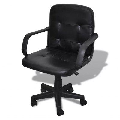 Luxury  Office Chair Quality Design Black