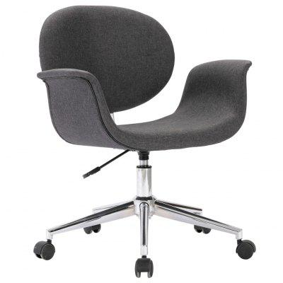 Swivel Office Chair Faux Leather