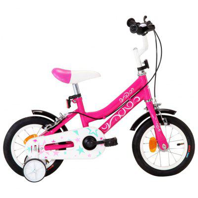 Kids Bike 12 inch Black and Blue