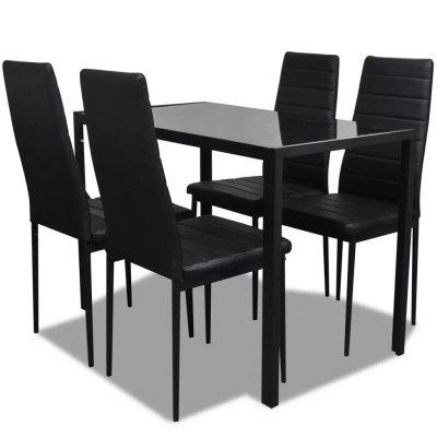 Five Piece Dining Table Set