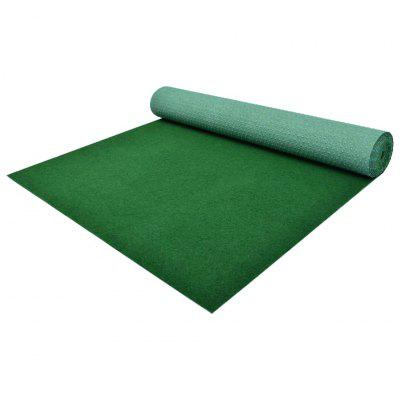 Artificial Grass with Studs PP 5x1.33 m Green