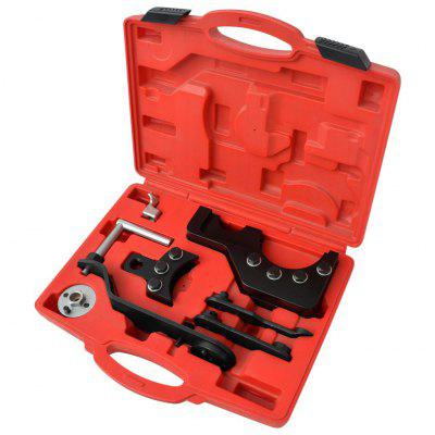 Eight Piece Diesel Engine Timing Tool Kit VAG 2.5/4.9D/TDI PD engine timing tool kit for bmw n47 n47s n57 crank balancer shaft chain driven timing tool all diesel engines