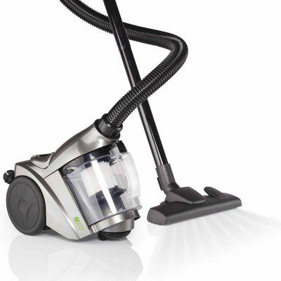 Tristar Bagless Vacuum Cleaner SZ2174 Silver 1000 W Image