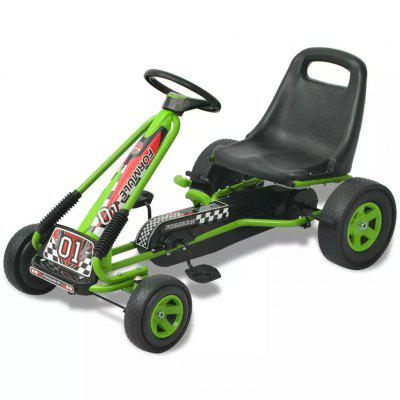Pedal Go-kart with Adjustable Seat