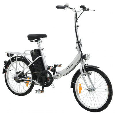 Folding Electric Bicycle and Lithium-ion Battery Aluminum Alloy