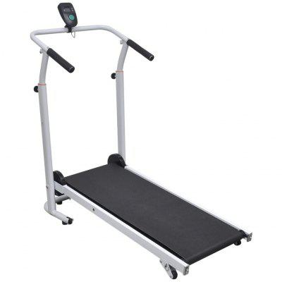 Mini Folding Treadmill 93 x 36 cm Non-slip Running Surface Electric Smart Indoor