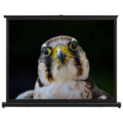 4/3 Tabletop Projection Screen