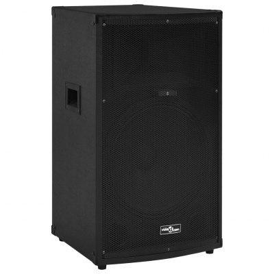 Professional Passive Black Hifi Professional Stage Speaker 1000 W/1200 W