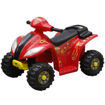 Electric Quad for Children Automatic Brake Additional Safety