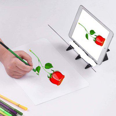 Painting Artifact Projection Board Copy Table Projector Optical painting copying device