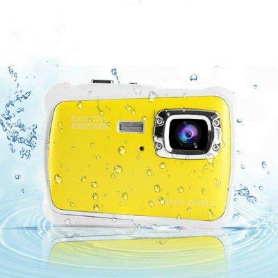 Kids Camera Waterproof Mini Underwater Digital Children Gift Camcorder 3M