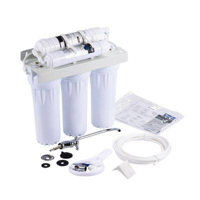 New 6 Stage Reverse Osmosis Drinking Water System RO Home Purifier Filters