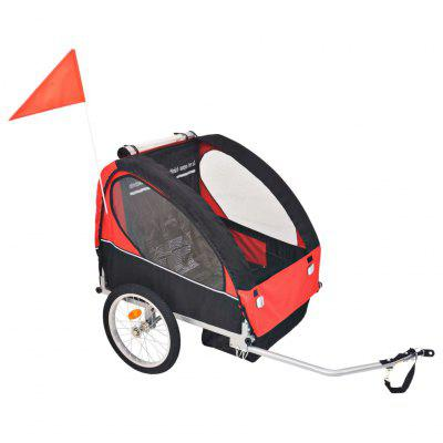 Childrens Bicycle Trailer 30 kg Outdoor Tools