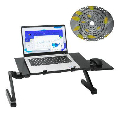 Portable Adjustable Folding Desk Laptop Table Stand Bed Tray Sofa Computer Study