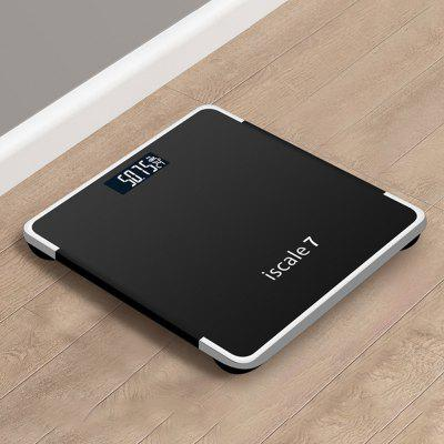 180KG Body Fat Scale Electronic Bathroom Floor Weight LCD Display Smart