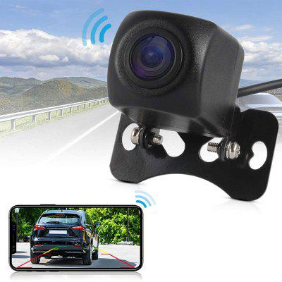 OGIRL Car Wireless HD Rear View Camera WIFI For Android & IOS Smart phone Dash Cam Reversing