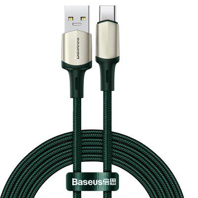 Baseus Cafule series support VOOC flash charging  data cable USB For Type-C 1m /2m