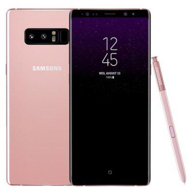 Samsung Galaxy Note8  6+64GB 6.3 inches Android 7.1.1 Octa-core 4x2.3 GHz 3300mAh Battery smartphone Global Version Image