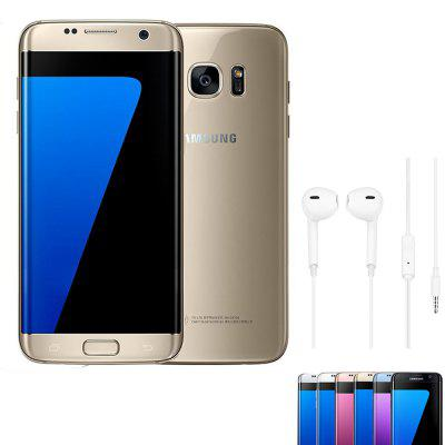 Samsung Galaxy S7edge 4/32GB SIM  5.5 inches Android 6.0 Octa-core 4x2.3 GHz 3600mAh Battery smartphone Global Version