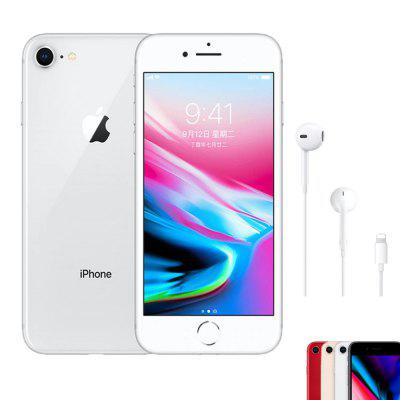 Apple IPhone 8 2GB RAM  Hexa-core IOS 3D Touch ID LTE 12.0MP Camera 4.7 Inch Apple Fingerprint Global Version Image