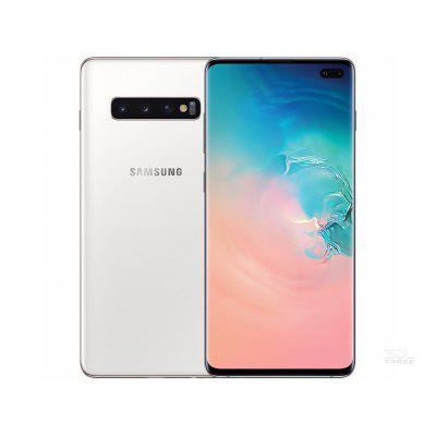 Samsung Galaxy 10+ 8/128GB  SIM  6.4 inches Android 9.0 Octa-core 1x2.84 GHz 4100mAh Battery smartphone Global Version Image