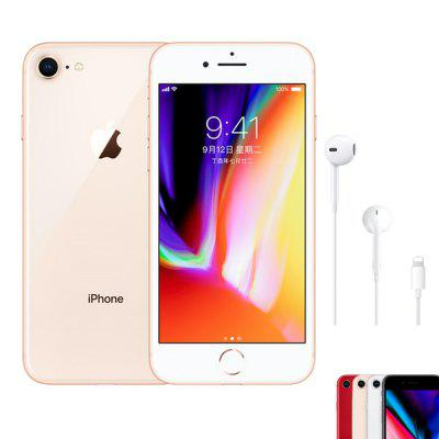 Apple Iphone 8 Plus Hexa Core IOS 3GB RAM 5.5 inch 12MP Fingerprint 2691mAh LTE Mobile Phone Global Version Image